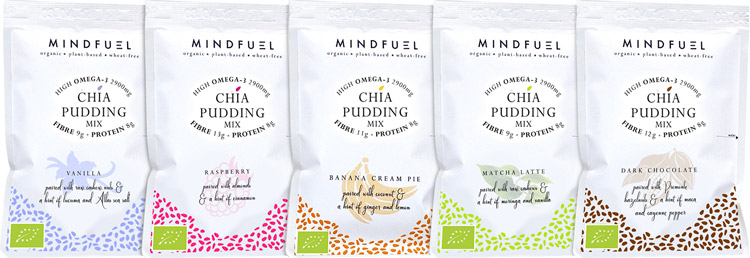 Mindfuel Chia-Pudding