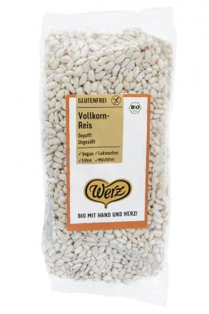 Vollkorn-Reis gepufft - Bio - 125g