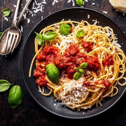 Mais Spaghetti - 100% Bio und glutenfrei
