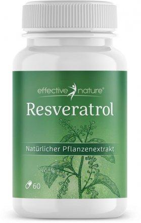 Resveratrol Kapseln - 60 Stk.