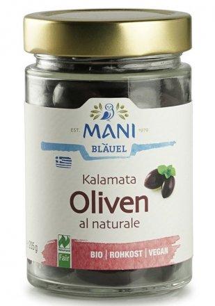 Kalamata Oliven - in Rohkostqualität