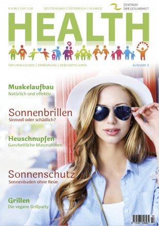 Health Magazin - 3. Ausgabe - Elektronisch