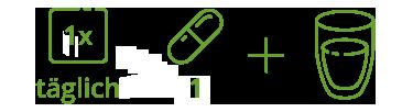 Anwendungsempfehlung Resveratrol von effective nature
