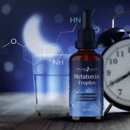 Melatonin Tropfen - 50ml