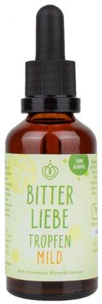 Bitterliebe Tropfen mild - 50ml
