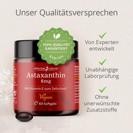 Astaxanthin & OPC mit Acerolaextrakt