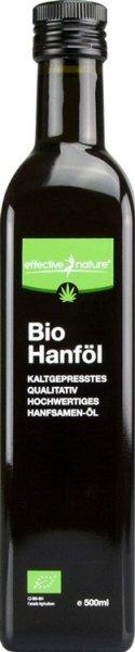 Hanföl - Bio - 500ml