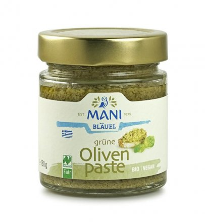 Grüne Olivenpaste - 180g