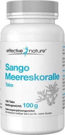 Sango Korallen Tabletten