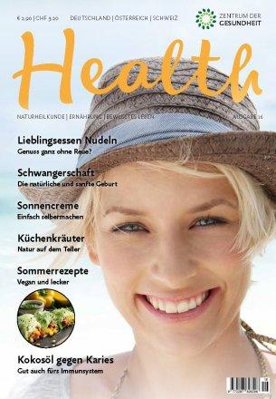Health Magazin - 16. Ausgabe - Elektronisch