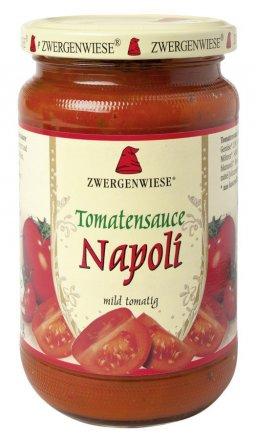 Vegane Tomatensauce mit mildem Geschmack