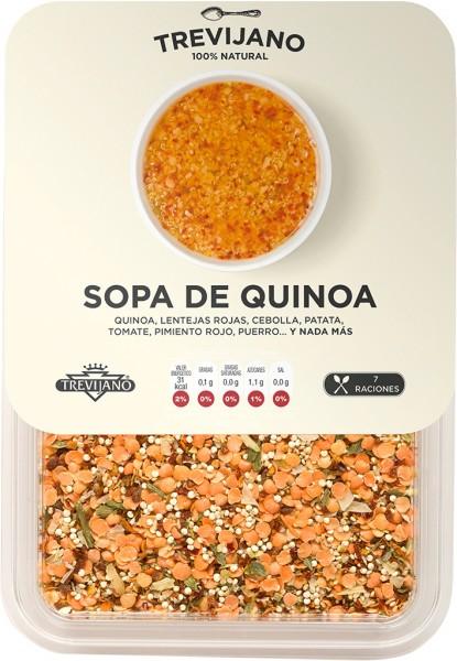 Quinoa Suppe