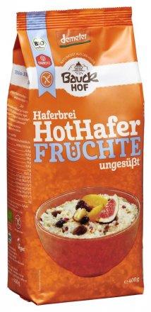 Hot Hafer Früchte - Vollkornhaferflocken mit besten Bio-Zutaten
