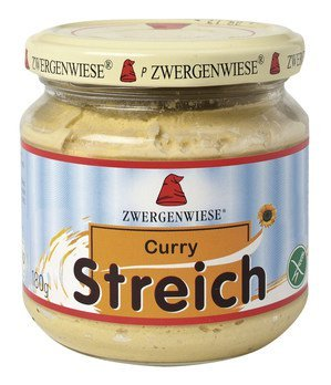 Curry-Streich - Bio -180g