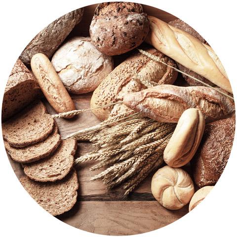 Gebäck und Glutenintoleranz
