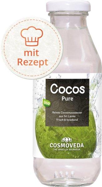 Cocosnusswasser Pure - Bio - 360ml