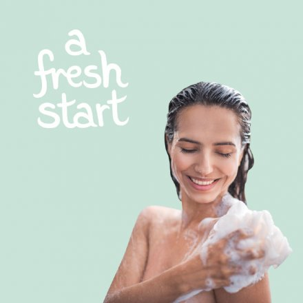 Duschbalsam – a fresh start - 200ml