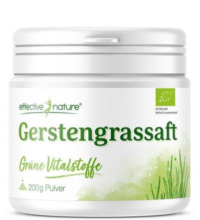 Gerstengrassaft Pulver