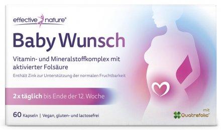 Baby Wunsch - 60 Kapseln