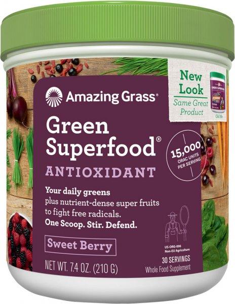 Amazing Grass - Orac 15000 - 210g