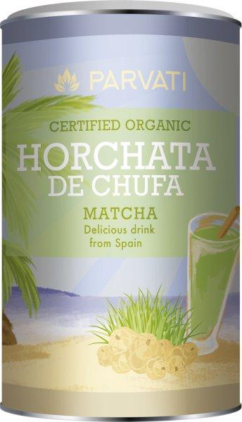 Horchata de Chufa Matcha - 160g - Bio