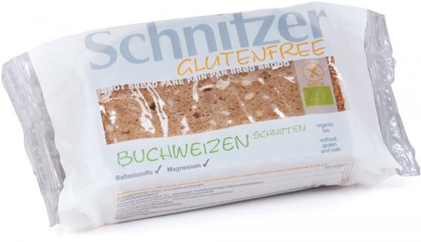 Schnittbrot - Buchweizen-Schnitten - Glutenfrei - Bio - 250g