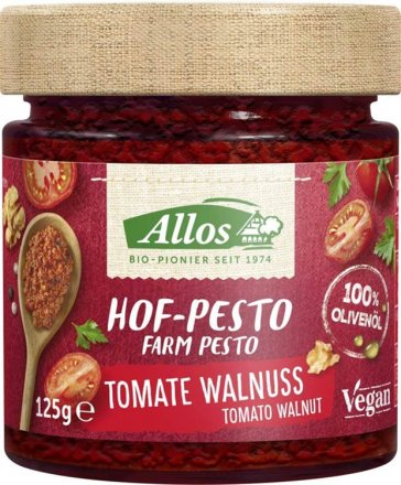 "Hof-Pesto ""Tomate-Walnuss"""
