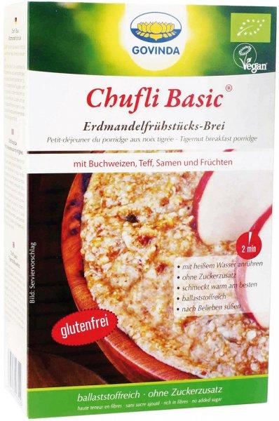 Erdmandelfrühstück Chufli Basic - Bio - 500g