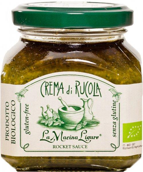 Rucola Pesto - Crema di Rucola - Bio - 180g