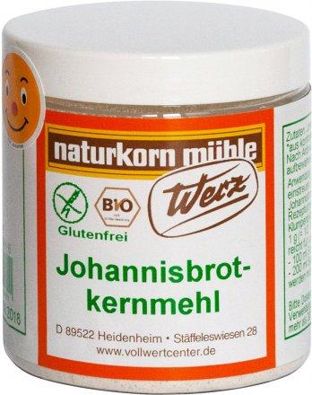 Johannisbrotkernmehl - Bio - 100g