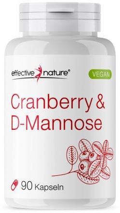D-Mannose & Cranberry Extrakt Kapseln - 90 Stk. - 53g