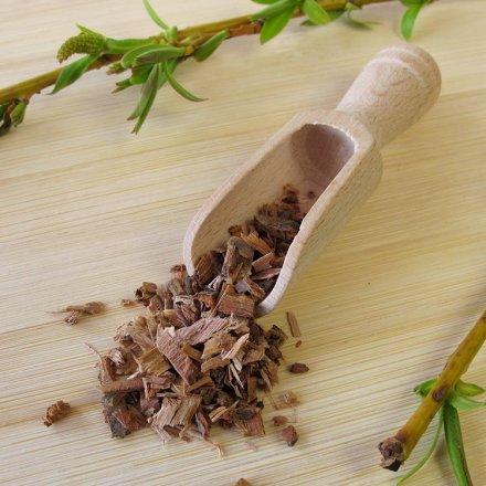 Weidenrindenextrakt mit Salicin