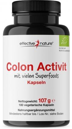 Colon Activit - 180 Kapseln
