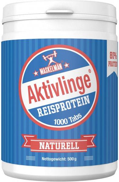 Maskelmän Reisprotein Tabletten - 1000 Stk. - 500g
