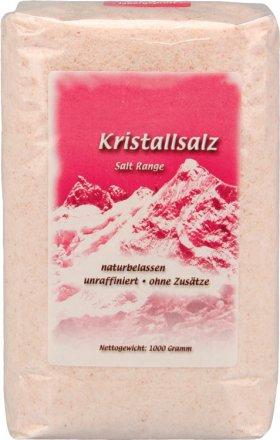 Kristallsalz fein - 1000g