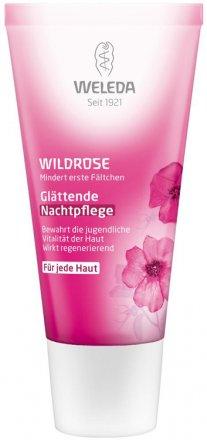 Glättende Nachtpflege Wildrose - für jede Haut