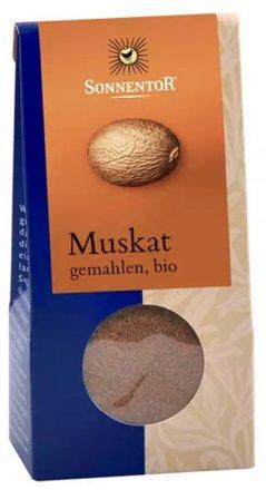 Muskatnüsse - in Bio-Qualität
