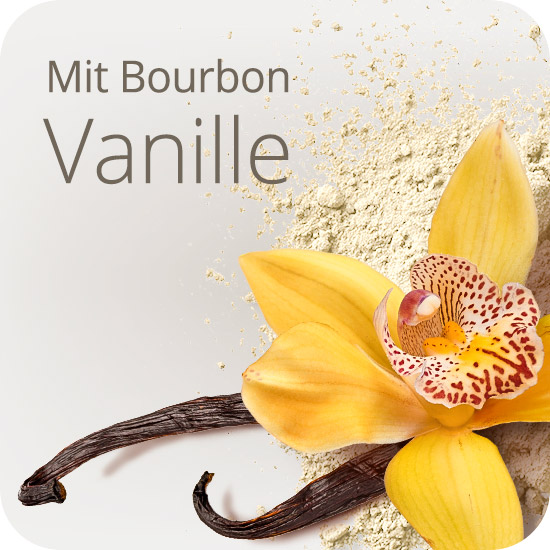Mit feiner Bourbon-Vanille