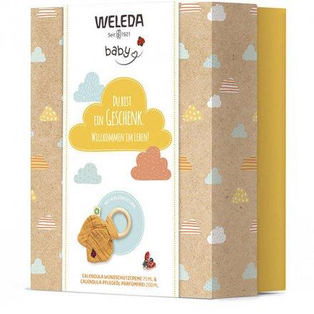 Geschenkset Babypflege - Weleda