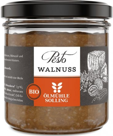Walnusspesto - Bio - 110g