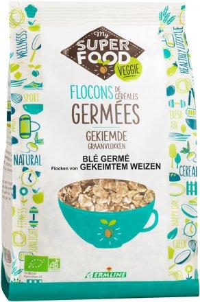 Gekeimte Weizenflocken - Bio - 350g