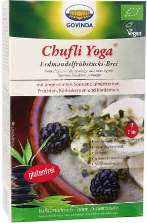Chufli Yoga - Frühstücksbrei aus Erdmandeln