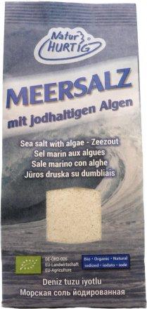 Meersalz mit jodhaltigen Algen