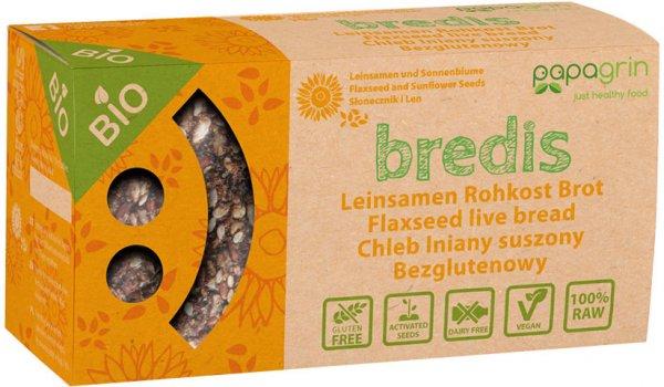 Bredis Sonnenblume-Leinsamen - Bio - 70g