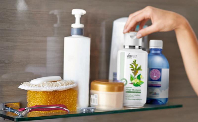 geoSilica Renew und pflegendes Shampoo