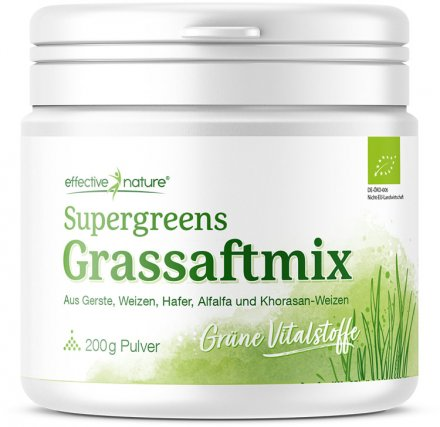 Grassaft Pulver Mix - Bio - 200g