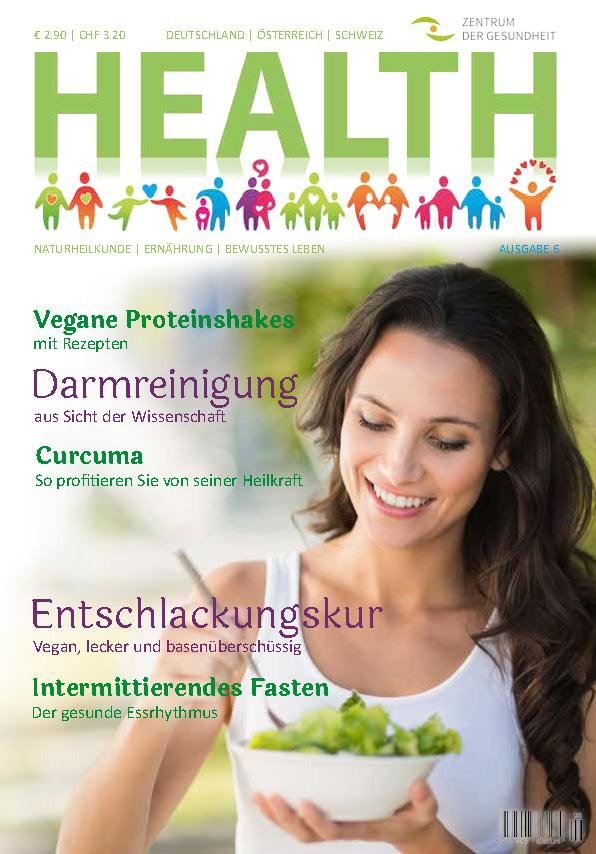 Küchenzauber Magazin Nächste Ausgabe ~ health magazin 6 ausgabe