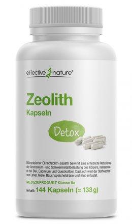 Zeolith Kapseln