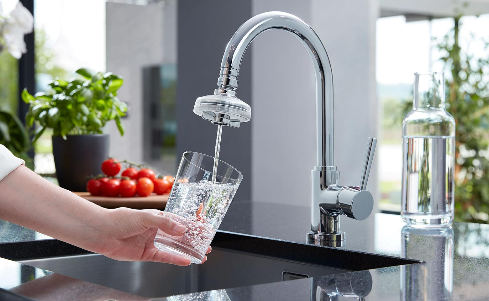 Preiswerter Wasserfilter
