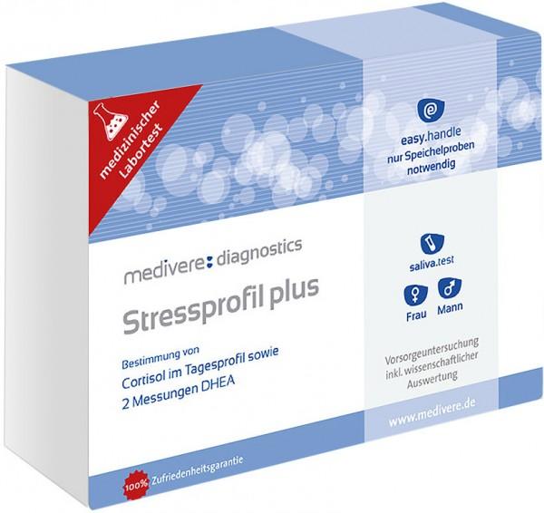 Stressprofil Speicheltest